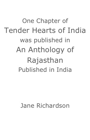 Anthology by Jane Richardson